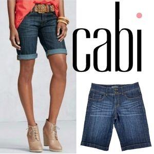 CAbi Lou Bermuda Shorts Style #424